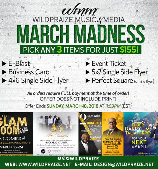 March Madness :: Pick 3!