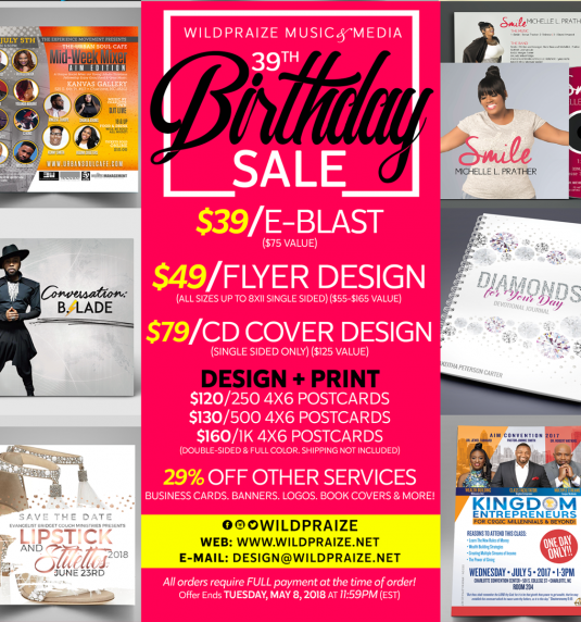 The Birthday Sale