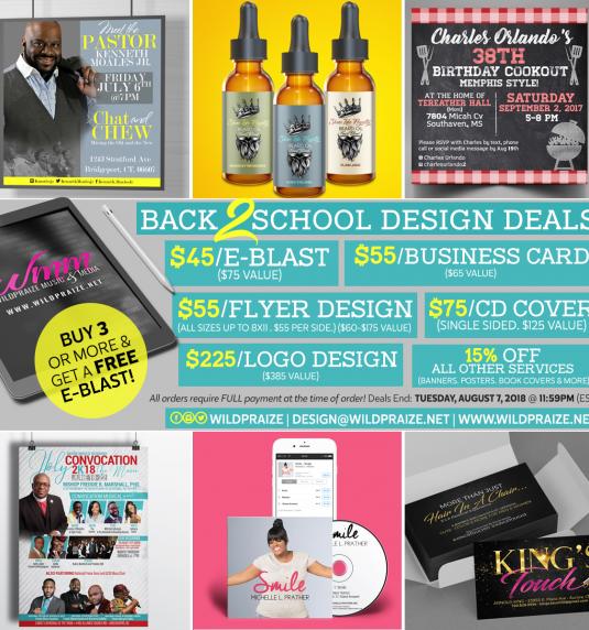Back To School Design Deals